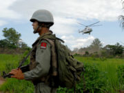 Moroccan Peacekeeper of MINUSCA Suffers Injury in Attack in West Bangassou