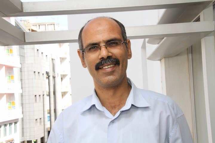Moroccan writer Driss El Ganbouri