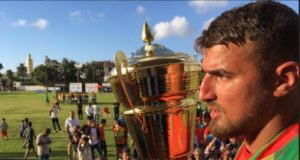 Video: Morocco Rugby Team Wins Africa Silver Cup