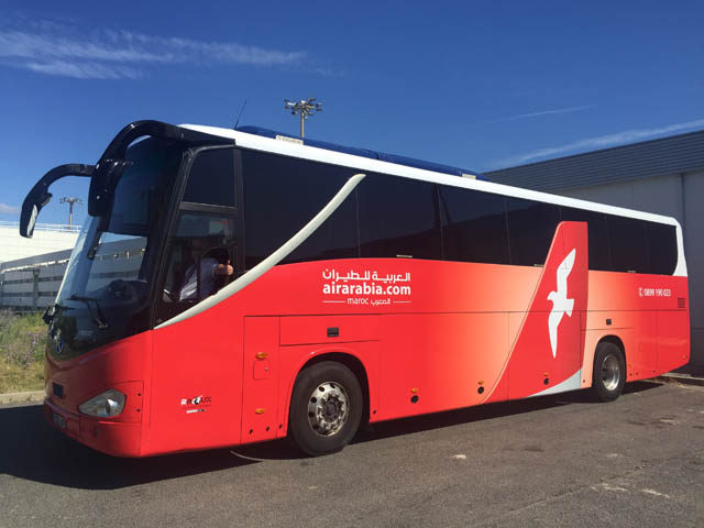 New Air Arabia Maroc Bus Service to Reach Southern City of Tinghir