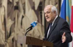 "Palestinian Envoy , Riyad Mansour, Warns UN Al Aqsa at ""Tipping Point"""