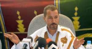 Mustapha Salma Ould Sidi Mouloud