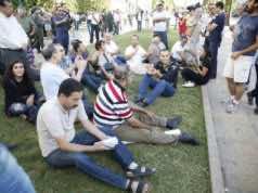Police Uses Violence to Disrupt Pro-Rif Hirak Demonstration in Rabat