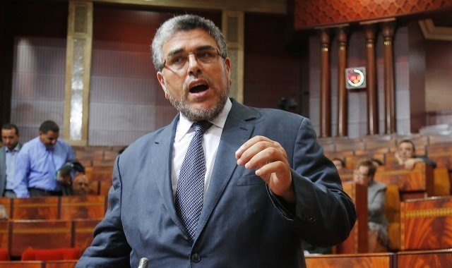 Minister of Justice and Liberties Mustapha Ramid