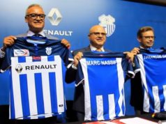 Renault Maroc Signs Sponsorship Deal with IR Tangier Football Club
