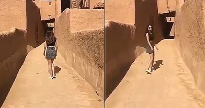 Saudi Authorities Issue Arrest Warrant for Model in Mini Skirt Furor