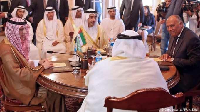 Saudi-led Bloc Warns of Further 'Sanctions' Against Qatar