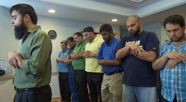 Small Ontario Anglican Church Creates Space for muslim Community