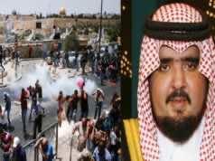 Son of Late Saudi King, Abdulaziz bin Fahd, Tweets Support for Al-Aqsa