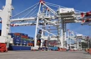 Tangier-Med Port