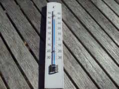 Temperature, heatwave