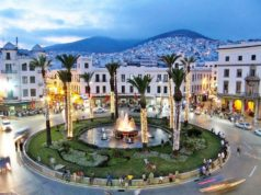 Tetouan Visitors Increase 16% January-May 2017