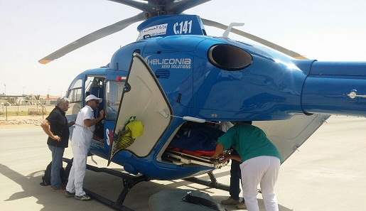 Medical Helicopters Save Lives in Morocco's Rural Areas: Health Ministry