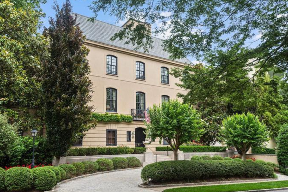 Morocco Buys Mansion in Wealthy Washington D.C. Area for ...