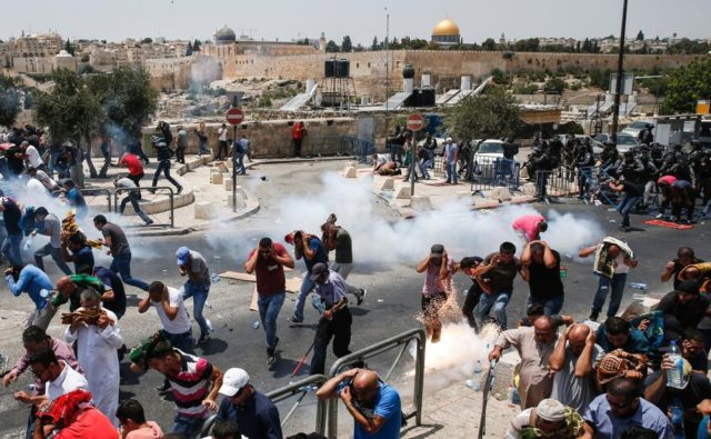 World Reacts to Jerusalem's Bloody Friday