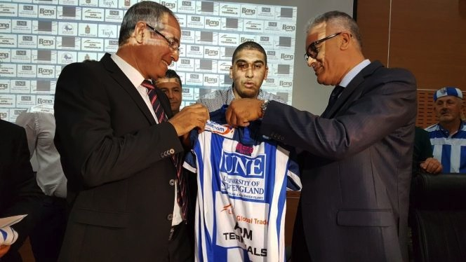 Zaki Officially Becomes Head Coach of IR Tangier