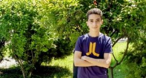 Ayoub Chaouak Best High School Grade in Italy