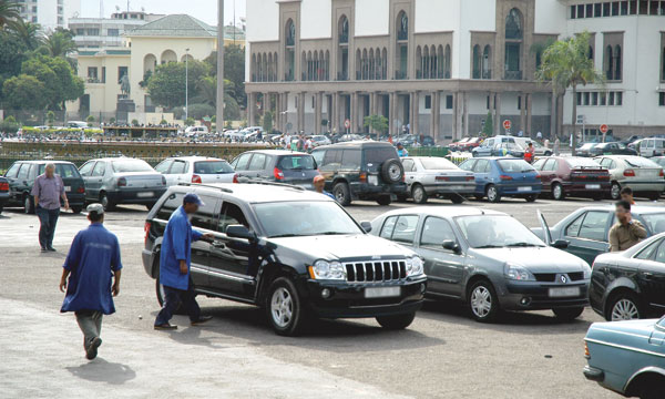 Casablanca's Council Publishes Parking Prices Following Widespread Outrage
