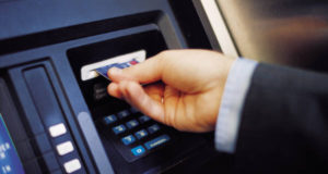 The number of credit card transctions made in Morocco increased by 84.9 percent in the first half of 2017,