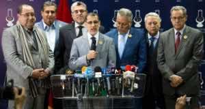 MOROCCO-POLITICS-GOVERNMENT