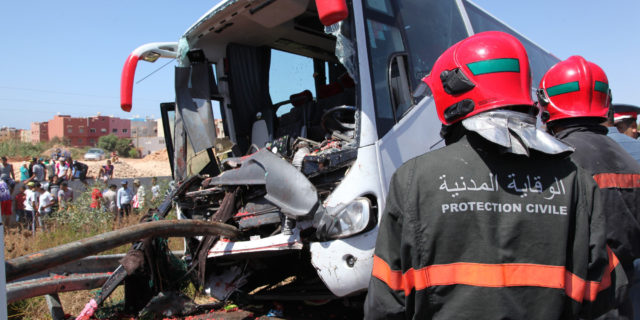 Fatal Road Accidents Decrease, Road Accidents Increase in First 5 Months of 2017
