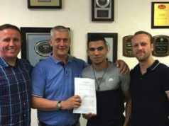 Mohammed Rabii Signs Five-Year Contract with German Boxing Promoter