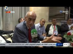 Algerian Football League President Praises Zaki