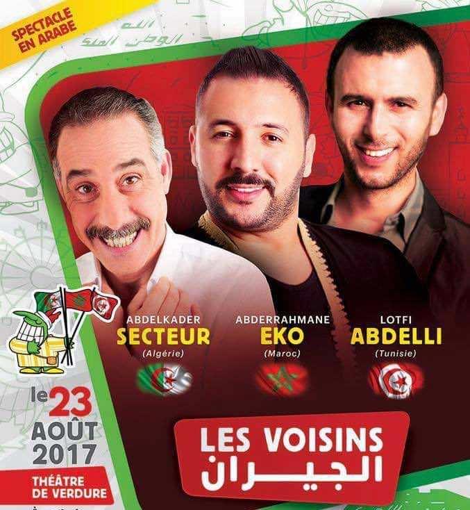 'Juste Pour Rire Agadir' Comedy Festival Kicks Off