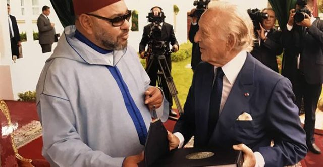 'Fez: The Soul of Morocco': A Book Present to King Mohammed VI on His Birthday