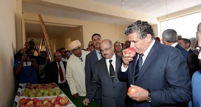 Akhhanouch Launches MAD 2 Billion Agricultural Projects in Central Morocco