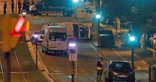 5 Terrorism Suspects Killed in Spain After Barcelona Van Attack