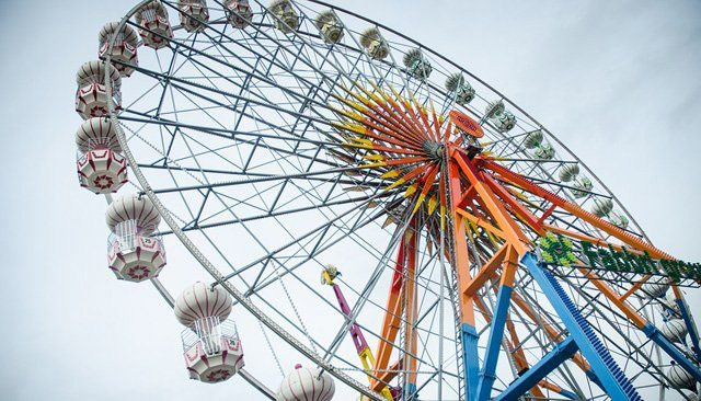 Ceuta Police Find Migrants Hiding in Funfair Carousels Bound for Algeciras