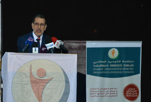 El Othmani Decries Opponents Who Want to 'Hold Morocco Back'
