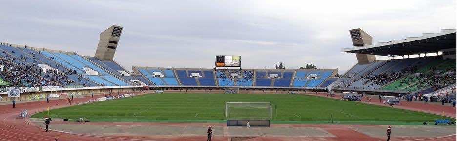 Fez's stadium