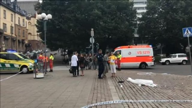 2 Dead, 6 Injured After Stabbing Attack in Finland