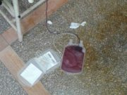 Health Ministry Denies Authenticity of Pictures of Open Blood Bags in Meknes Hospital