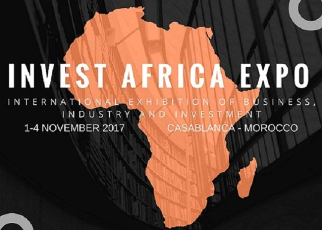 Casablanca to Host 1st 'Invest Africa Expo' Forum in November