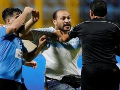 Jordanian Team Assaults Referee Following Defeat
