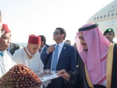 King Salman Leaves Tangier After USD 100 Million Vacation