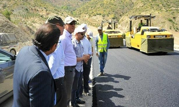 MAD 714 Million for Road Construction in Al Hoceima, Projects to Be Completed Early 2019