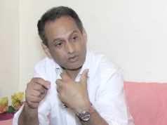 Moroccan film director Mahmoud Frites