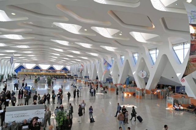 Despite Passenger Complaints, Marrakech Airport Traffic up 20%