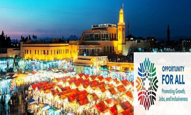 Marrakech to Host High-Level Conference on Economic Growth in January 2018