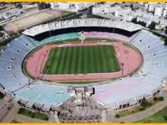 Mohammed V stadium in Casablanca
