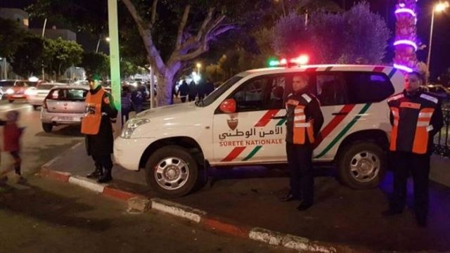 Police in Marrakech Arrest Drug Trafficking Network
