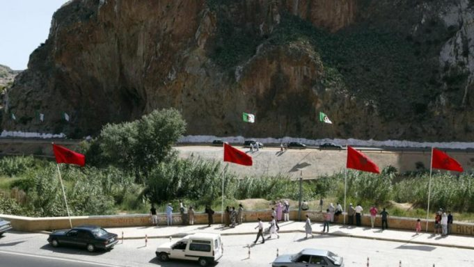 Moroccan Algerian Border