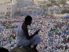 Hajj 2018: 2 Million Muslim Pilgrims Gather at Mount Arafat Monday