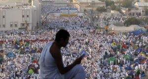 Saudi Cleric on Arafat Day Speech: 'There is No Violence in Islam'