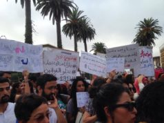 Protests Against Rape Culture All Over Morocco