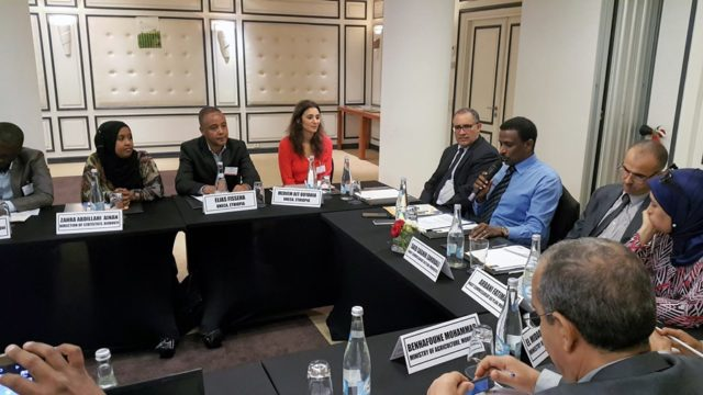 Rabat Workshop Discusses Food and Agriculture Studies in Francophone Africa